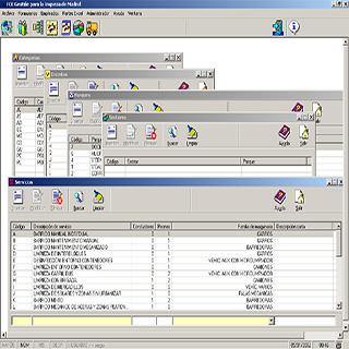 Ejemplos de Software
